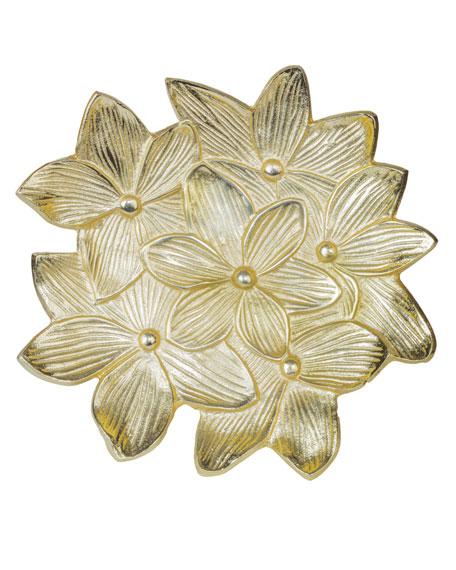 Medium Flower Dish