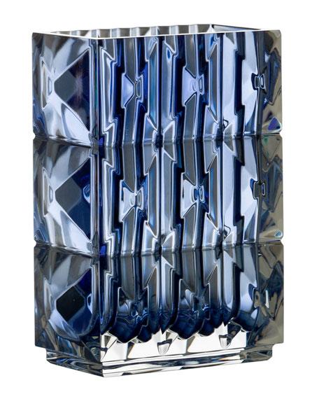 Blue Louxor Vase