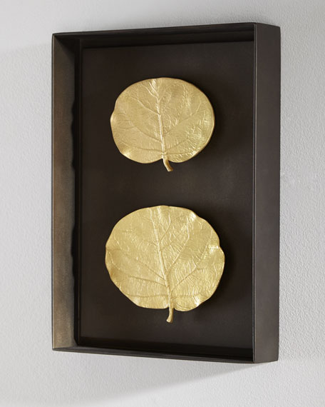 Botanical Leaf Wall Art