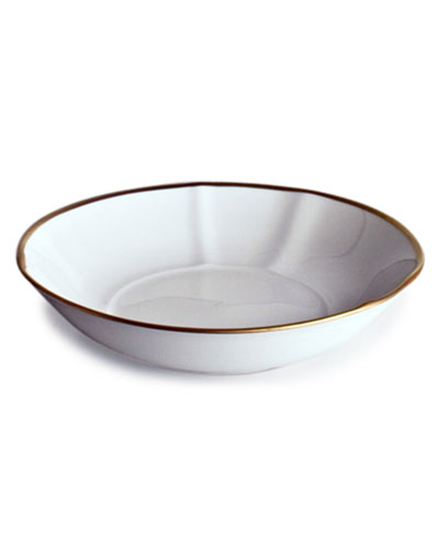 Simply Elegant Rim Soup Bowl