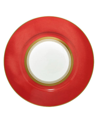 Coral Cristobal Dinner Plate