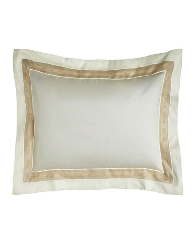 King 300 Thread Count Garland Pillowcase