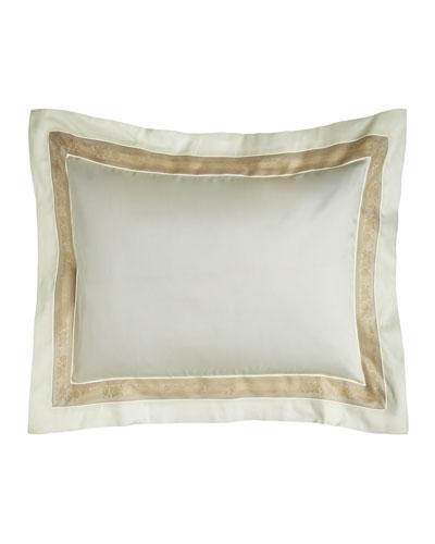 Standard 300 Thread Count Garland Pillowcase
