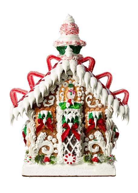 Image 1 of 1: Xl Gingerbread House