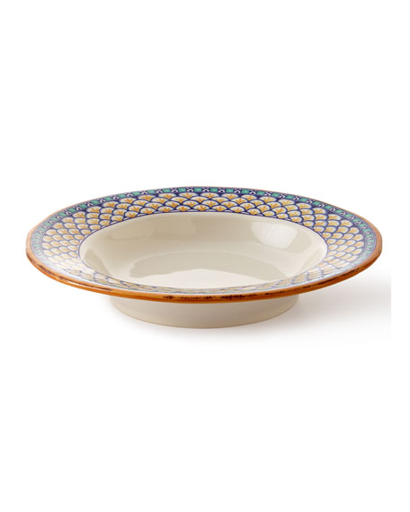 Geometrico Soup Bowls, Set of 4