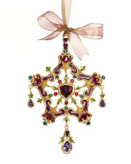 2017 Annual Metal Ornament