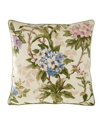 Hillhouse Square Pillow