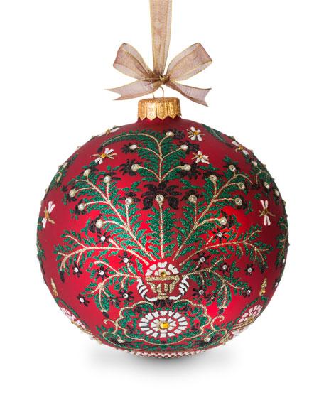 Tree of Paradise Artisan Ornament