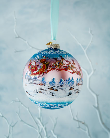 Up, Up, and Away Ornament