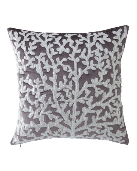 """Tree of Life Pillow, 20"""" Square"""