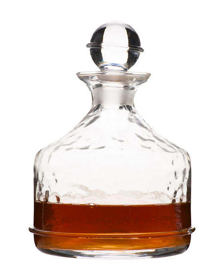 Carine Whiskey Decanter