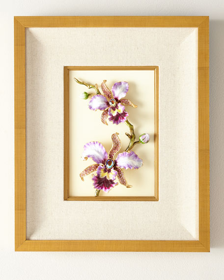 Orchid Wall Art