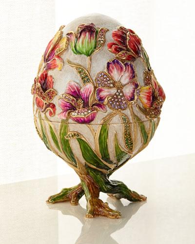 Tulip Egg Objet