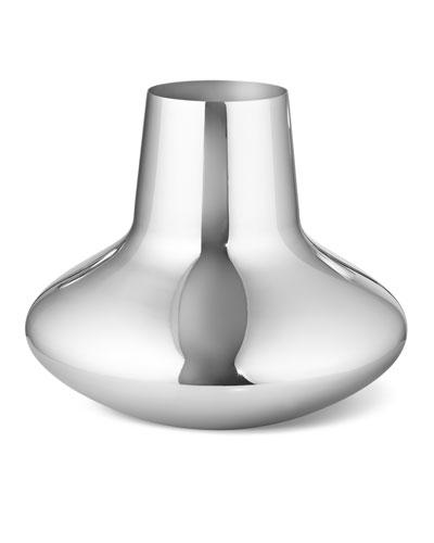 Stainless Steel Vase  10.6T