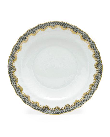 Fishscale Salad Plate