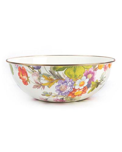 Flower Market Extra Large Everyday Bowl