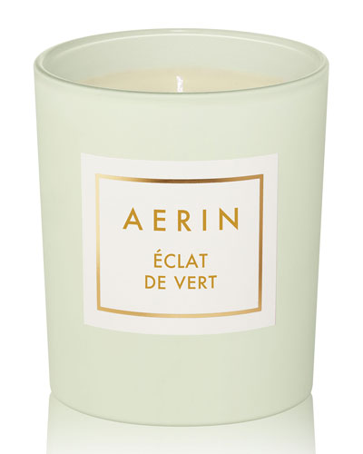 &#201clat de Vert Scented Candle  7 oz./ 200 g