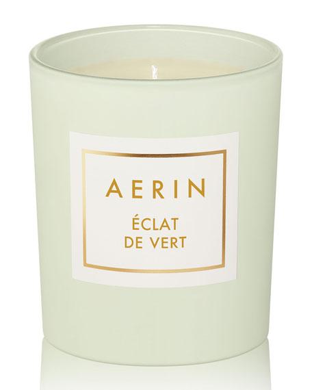 AERIN &#201clat de Vert Scented Candle, 7 oz./