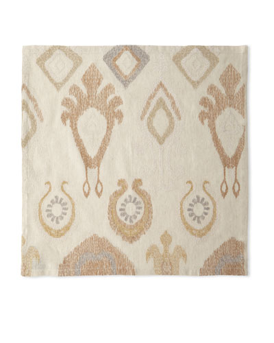 Marrakech Napkin  Natural/Ivory/Gold