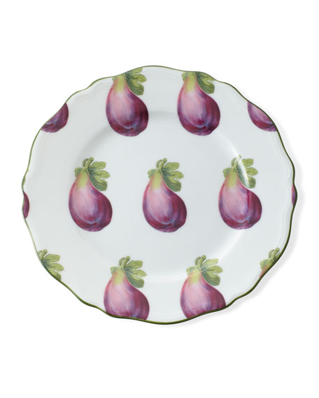 Image 1 of 1: Touraine Figs Dessert Plate