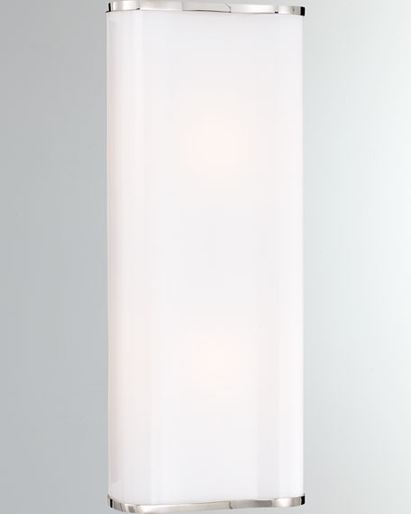 Image 1 of 1: Darbon Sculpted Sconce Light