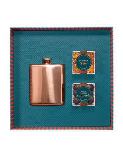 Vice 2.0 Collection Flask Gift Set