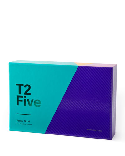 T2 Five Feelin' Good Tea Box