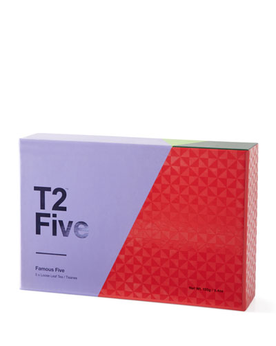 Famous Five Tea Box
