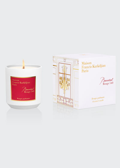 Exclusive Baccarat Rouge 540 candle
