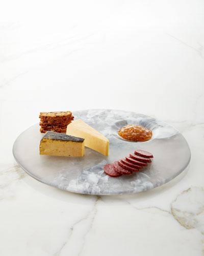 Moon Cheese Platter