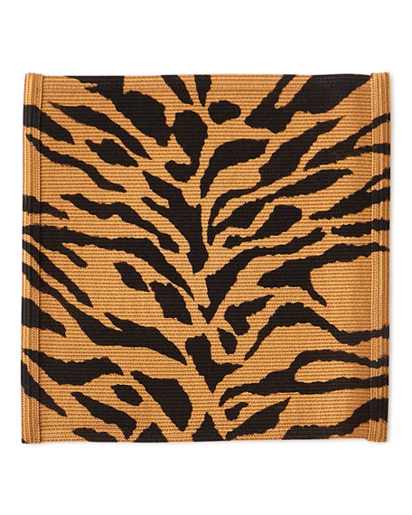 Mod Tiger Square Placemat