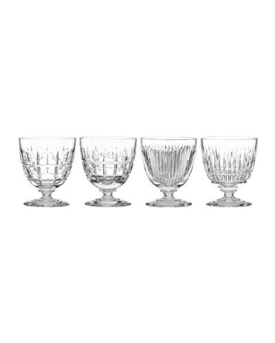 New Vintage Cocktail Glasses  Set of 4