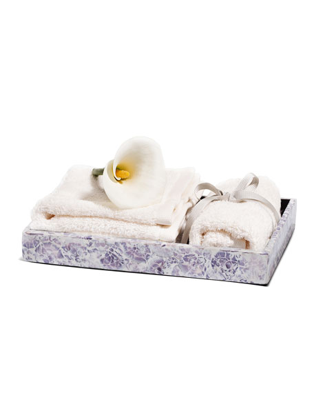 Coralina Bath Tray