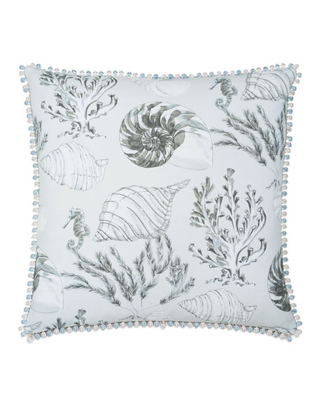 Nerida Seashell Pillow