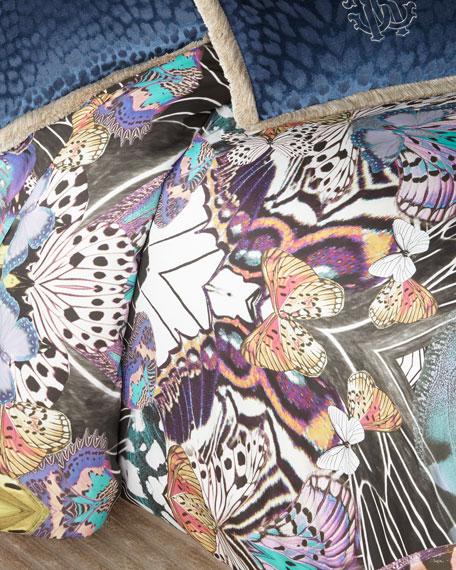 Flying Wings Queen Duvet Cover