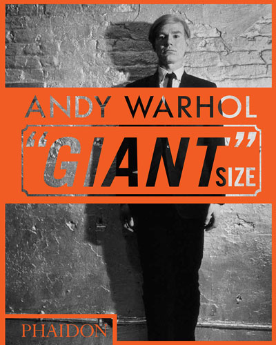 'Andy Warhol Giant Size' Mini Format Book