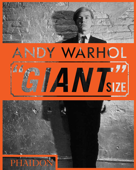 """'Andy Warhol """"Giant Size""""' Mini Format Book"""