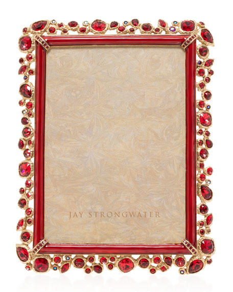 "Bejeweled Frame, 5"" x 7"""