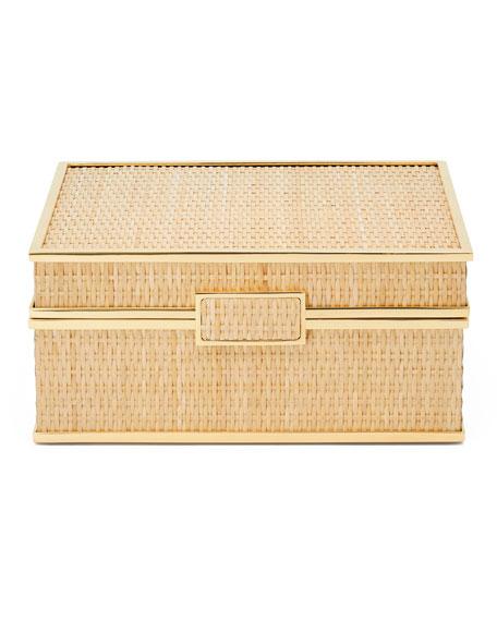 Colette Cane Jewelry Box