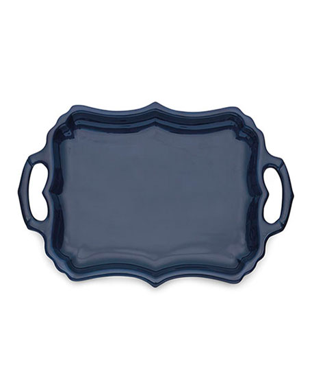 Burano Tray with Handles