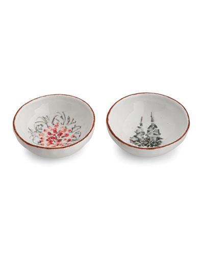 Natale Small Dipping Bowl Set