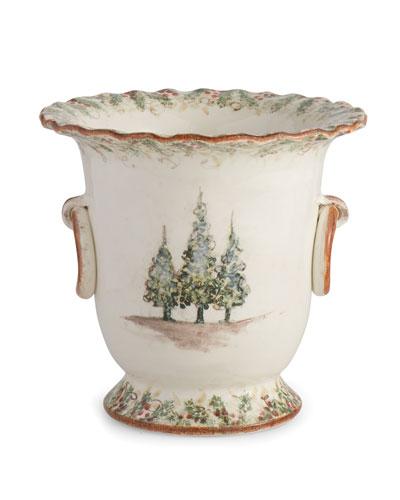 Natale Champagne Bucket