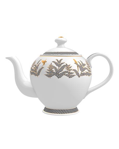 Caramel from Kedu Candle in Tea Pot