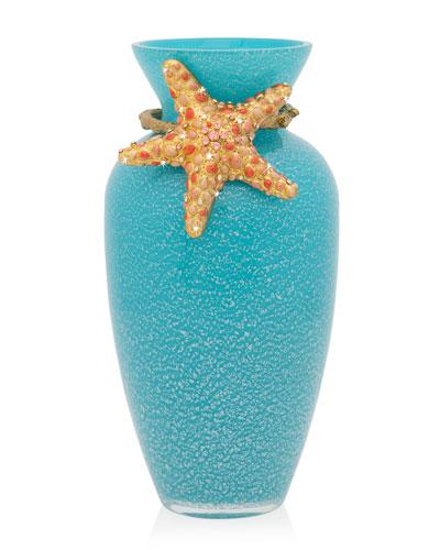Oceana Coral Vase