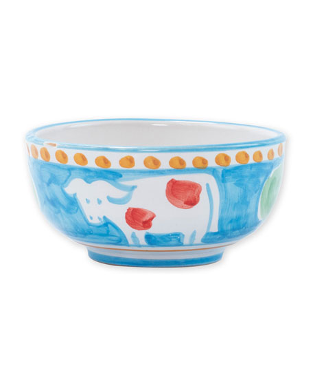 Image 1 of 1: Mucca Cereal/Soup Bowl