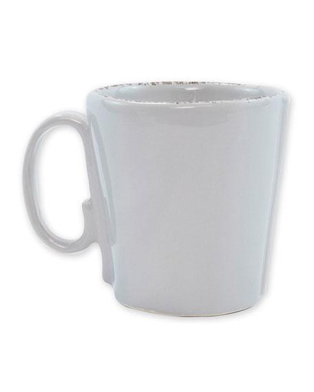 Lastra Mug, Light Gray