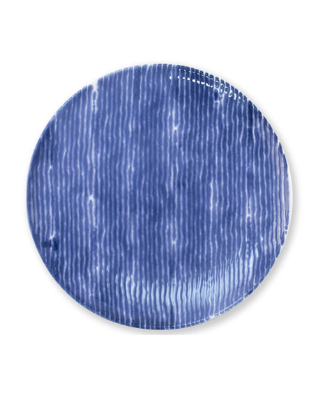 Image 1 of 1: Santorini Assorted Salad Plates, Set of 4
