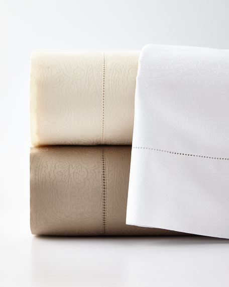 Tonal Pattern King Sheet Set