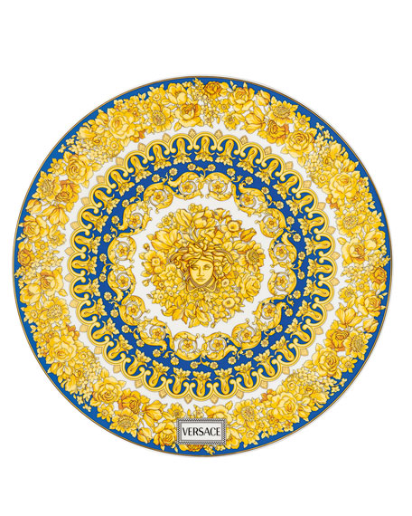 Medusa Rhapsody Service Plate