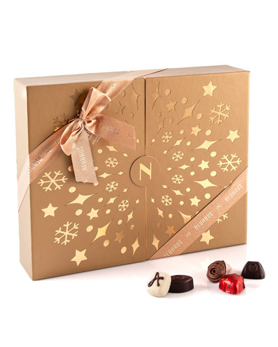 62-Piece Premium Assorted Pralines Box